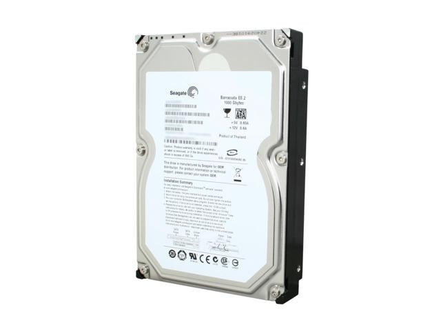 Seagate Barracuda ES.2 ST31000340NS 1000Gb 7200rpm 32Mb NCQ 3G SATAII (NEW)